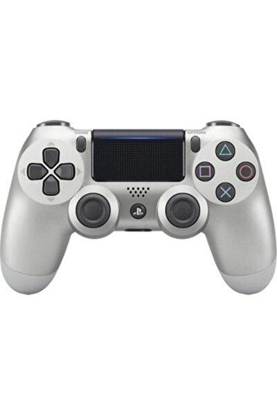Ps4 Dualshock 4 V2 Gümüş Gamepad Ps4 ve Pc Uyumlu