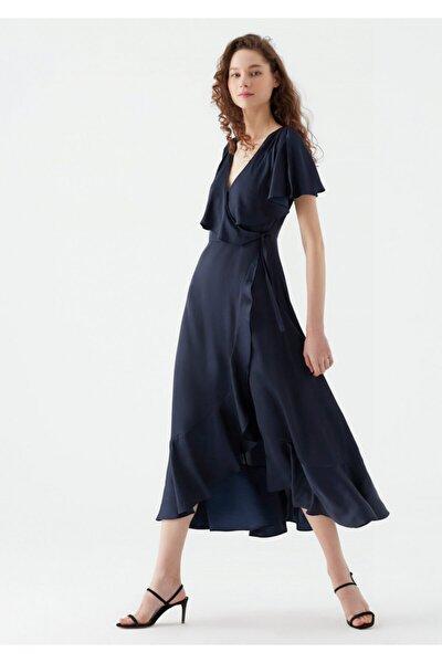 Anvelop Lacivert Elbise 131136-33648