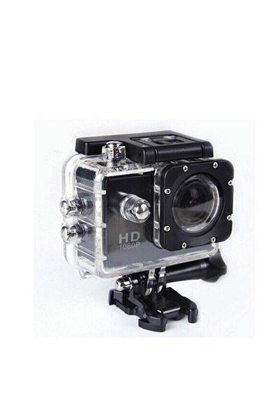 En Siga Su Geçirmez Hd Aksiyon Kamerası Ensiga Siyah