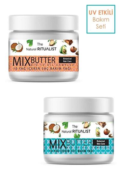 Mix Butter Saç Ve Cilt Bakım Paketi