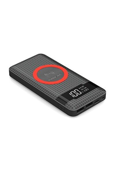 PN-886 10000 mAh Wireless Yüksek Hızlı Taşınabilir Şarj Cihazı