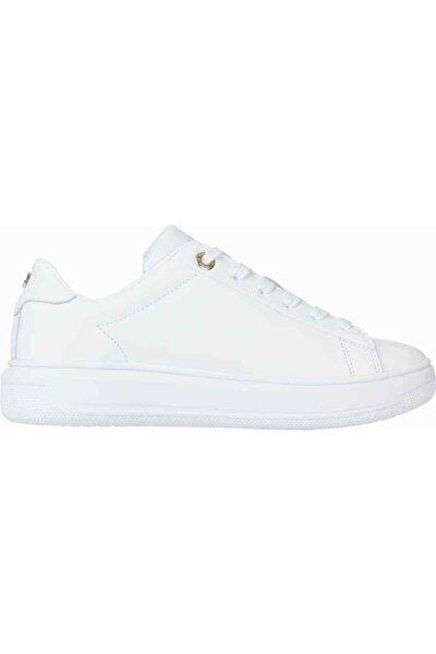Signature Deri Sneaker