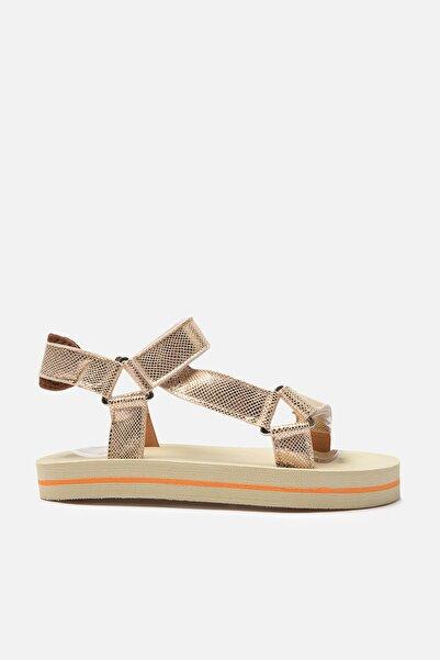 Pudra Kadın Sandalet TAKSS21SD0028