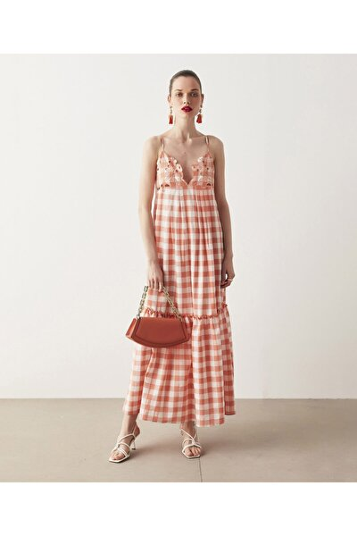 Pötikare Desen Elbise