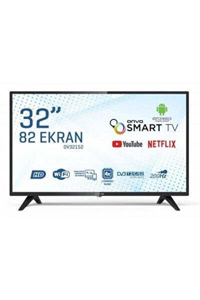 """OV32152 32"""" 82 Ekran Uydu Alıcılı HD Ready Smart LED TV"""