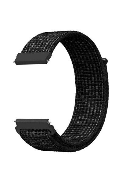 Honor Watch Gs Pro Uyumlu Kordon Velcro Kumaş Saat Kordonu 22/lm10