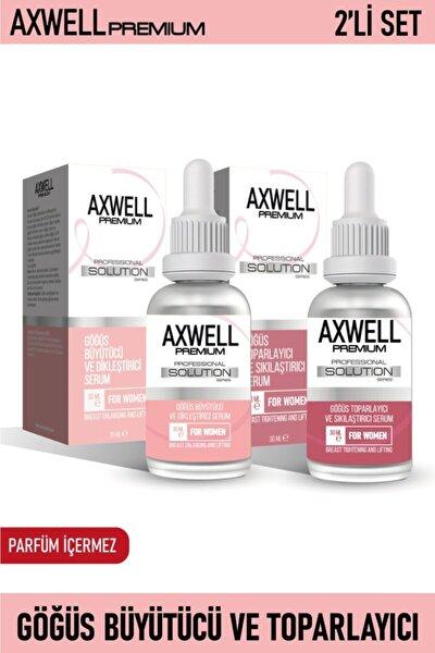 Axwell Premium Göğüs Bakım 2'li Serum Set 30ml*2 Adet