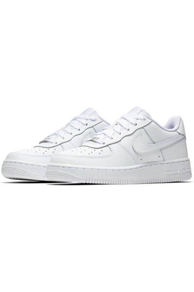 Nıke Aır Force 1 (gs) Beyaz Kadın Spor Ayakkabı 314192-117