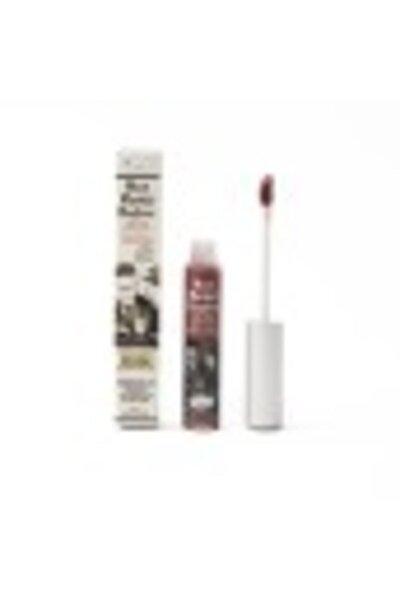 Hughes Liquid Lipstick Ruj Charming