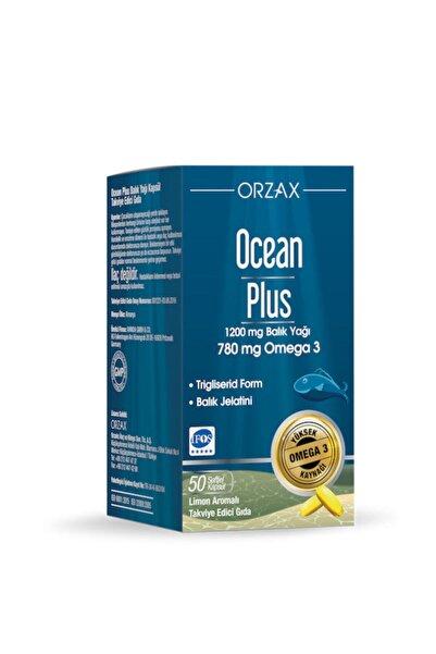 Plus 1200 mg Omega3 Balık Yağı 50 Kapsül