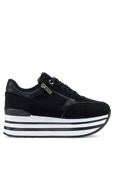 Zalma 1pr Siyah Kadın Spor Ayakkabı