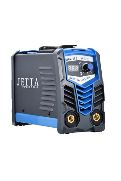 Jetta Power 500 Pro Inverter Dijital Göstergeli Kaynak Makinası 200 Amp 2,5 3 Sorunsuz Eritir