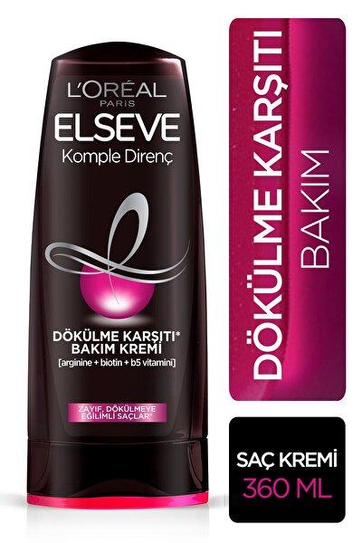 L'oréal Paris Komple Direnç Dökülme Karşıtı Bakım Kremi 360 ml