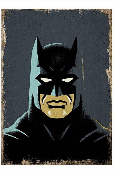 Batman Art Mdf Poster