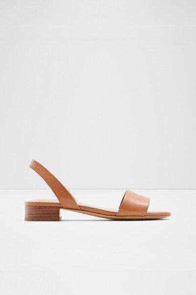 Doredda - Taba Kadın Topuklu Sandalet