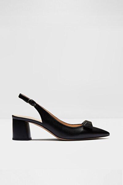 Mulhouse-tr - Siyah Kadın Topuklu Ayakkabı