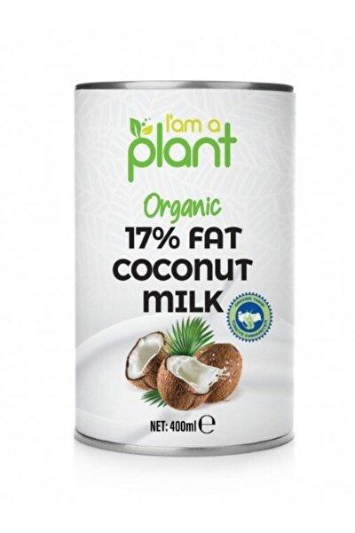 Organik Hindistan Cevizi Sütü 400 ml