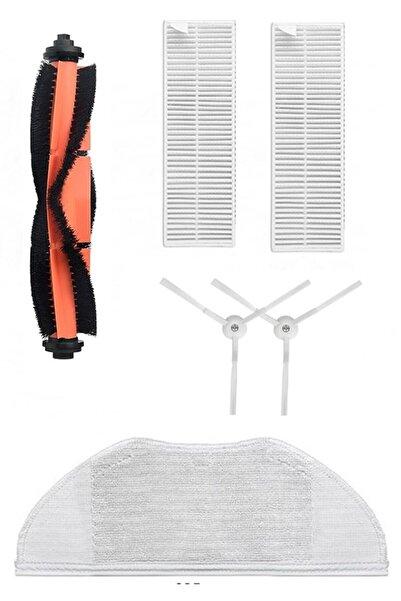 Mi Robot Vacuum Mop 2in1 Essentials Uyumlu Yenileme Seti 7 Parça