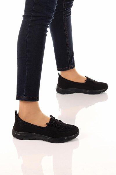 Kadın Kadın Günlük Rahat Ortopedik Eva Taban Spor Ayakkabı Sneaker Soby11020018