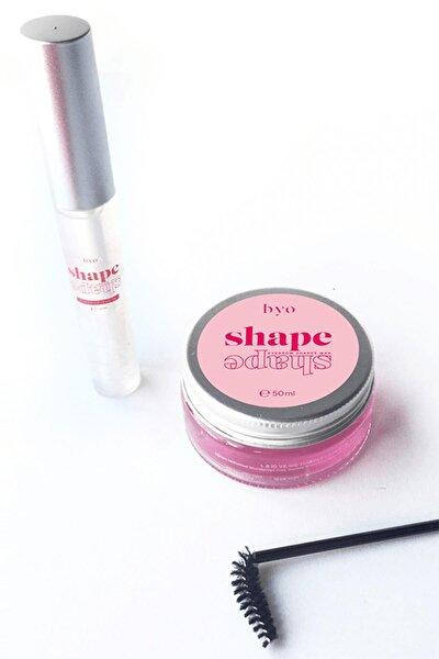Shape Kaş Şekillendirici Wax Ve Kaş Bakım Serumu