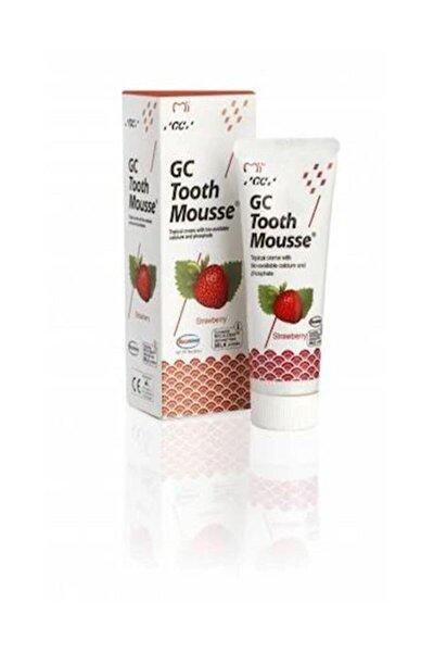 Tooth Mousse Çilekli Aktif Diş Koruma Sistemi