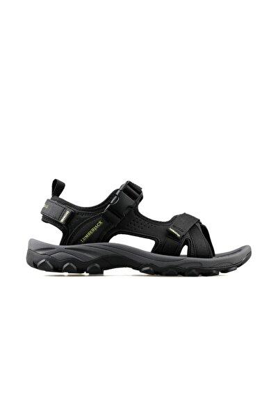 Erkek Sandaleti 1m Laggun 1fx K Siyah