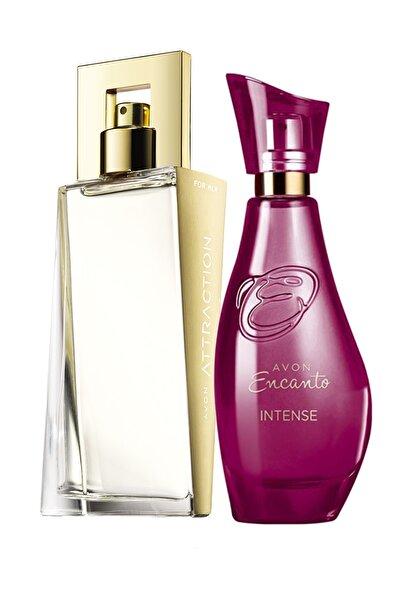 Attraction Ve Encanto Intense Kadın Parfüm Paketi