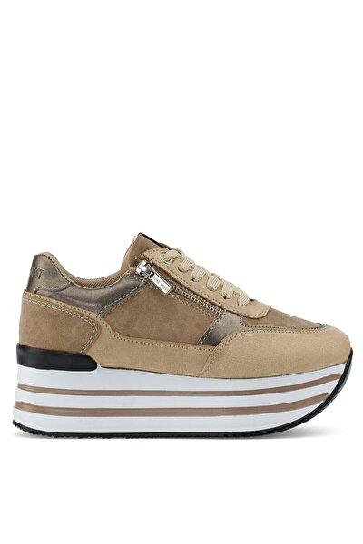 Zalma 1pr Bronz Kadın Spor Ayakkabı