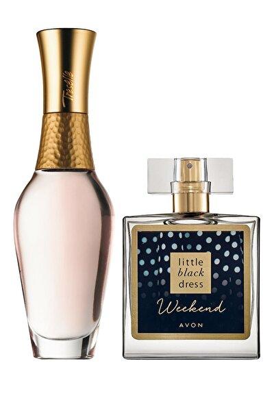 Treselle Ve Little Black Dress Weekend Kadın Parfüm Paketi