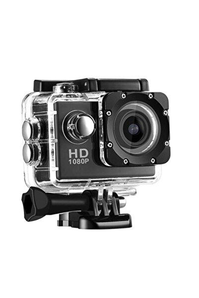 1080p Hd Dijital Suya Dayanıklı Aksiyon Kamera