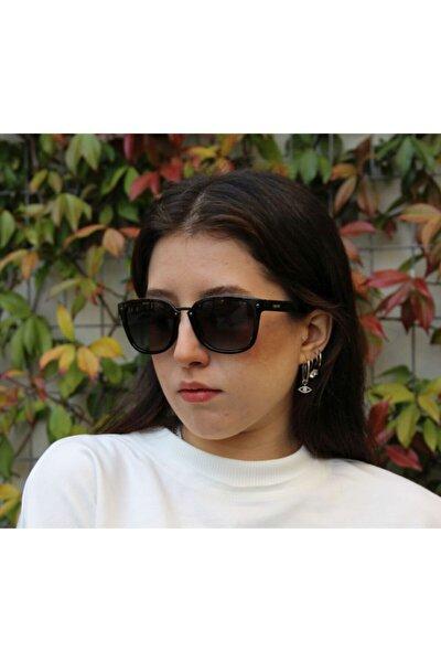 Kadın Dikdörtgen Güneş Gözlüğü HW 1464 02