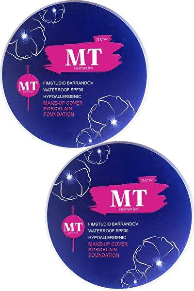 Porselen Fondöten Make-up Cover 2 Adet (210: Orta Ton)