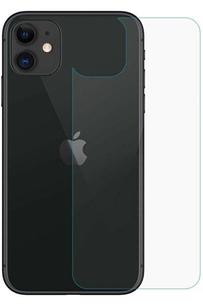 Tmstore Iphone 11 Arka Kırılmaz Cam Blitzpower Nano Ekran Koruyucu