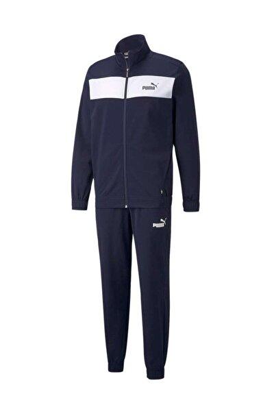 Erkek Spor Eşofman Takımı - Poly Suit cl Peacoat - 84584406