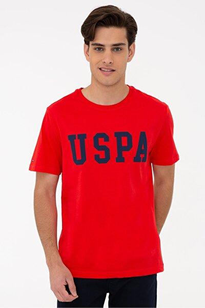 U.s Polo Erkek Kırmızı T-shirt