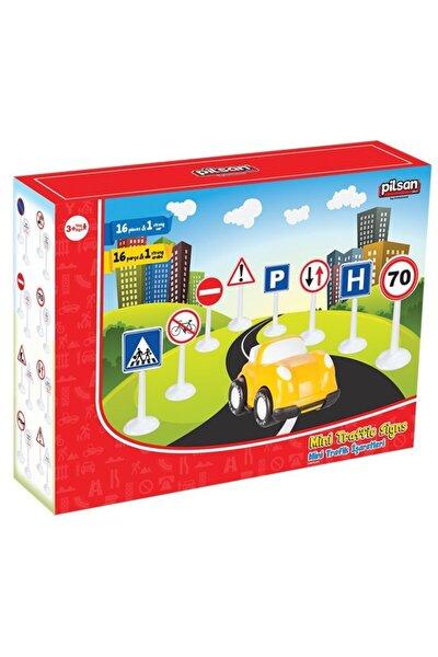 Pilsan Mini Trafik İşaretleri