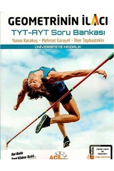 Acil Yayınları Tyt Ayt Geometrinin Ilacı Soru Bankası