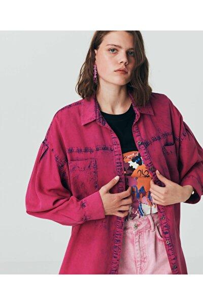 Batik Yıkama Gömlek