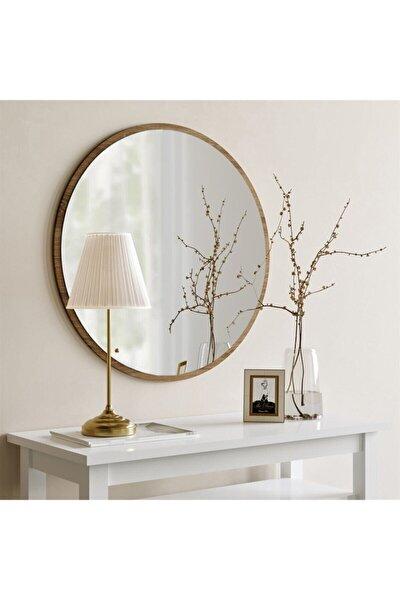 53 Yuvarlak Antre Hol Koridor Duvar Salon Mutfak Banyo Wc Ofis Aynası