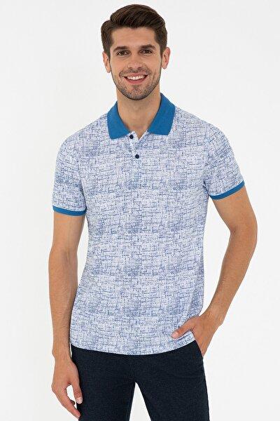 Lacıvert Erkek T-Shirt G021GL011.000.1314018