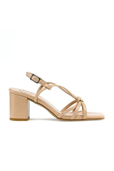 Ten Kadın Topuklu Ayakkabı