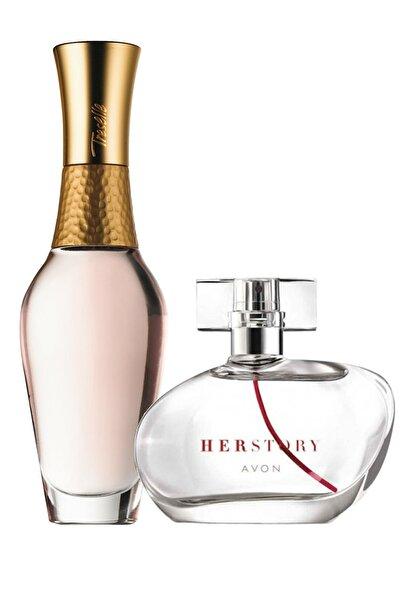 Treselle Ve Herstory Kadın Parfüm Paketi
