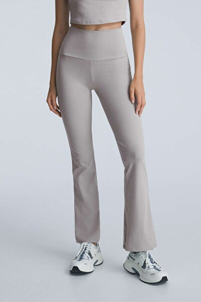 Comfort İspanyol Paça Tayt Pantolon