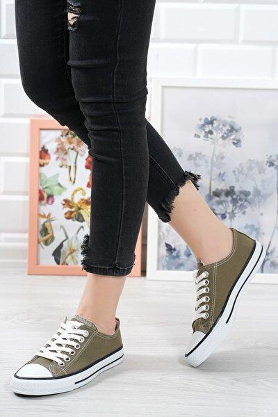 Cnv Ayakkabı Haki