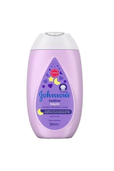 Johnsons Baby Bedtime Losyon 300 Ml