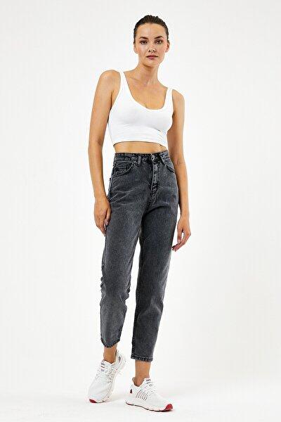 Kadın Mom Jeans Tbg062