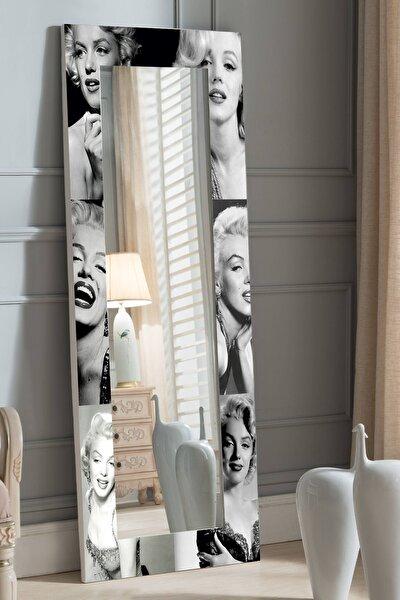 Marilyn Monroe Dekoratif Boy Aynası 150x60cm