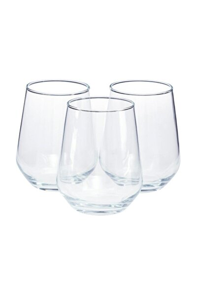 J-16,5-21 41536 3'lü Allegra Meşrubat Bardağı