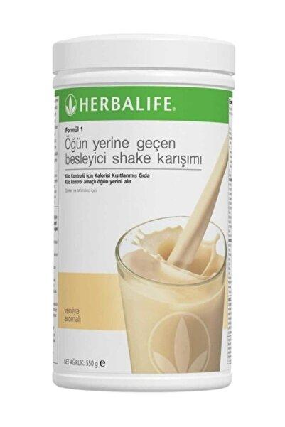 Formül 1 Öğün Yerine Geçen Besleyici Shake Karışımı Vanilya 550 Gr.