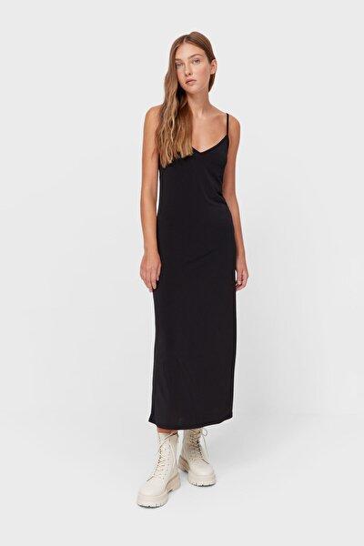 Midi Kamisol Elbise